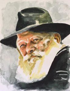 le Rabbi a lag baomer