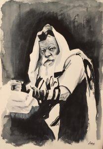 Le Rabbi a shaharit - 1200 shekels
