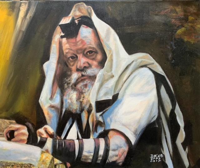 Le Rabbi a Shaharit- 1200 shekels